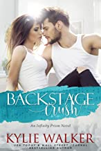 Backstage Crush (Infinity Prism Series Book 2)