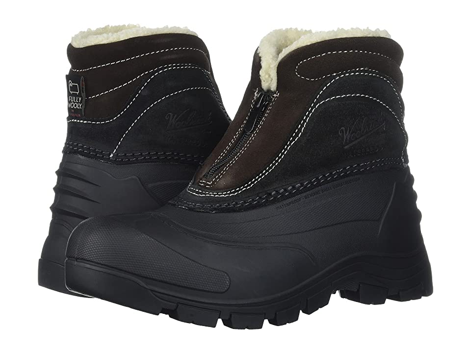 Woolrich Fully Wooly Buckwa (Black) Men