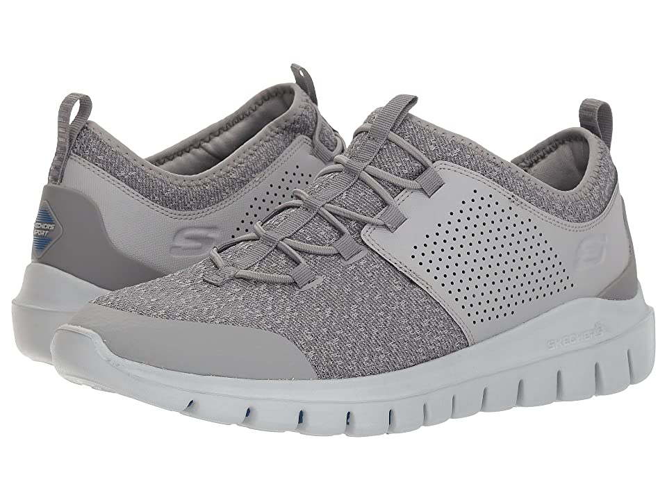 SKECHERS Flex Reform (Charcoal) Men