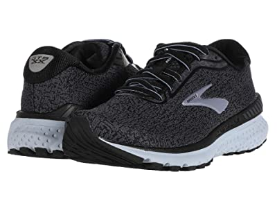 Brooks Adrenaline GTS 20 (Black/Ebony/Kentucky) Women