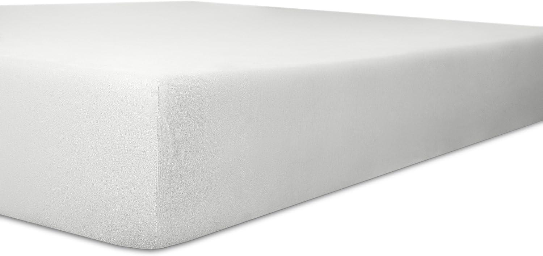Kneer 2501401 2501401 2501401 Easy-Stretch Spannbetttuch Qualität 25, Größe 140 200-160 220 cm, weiß B007LO13OU b1c9b3