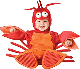 Unisex-Baby Crawling Clothes Cosplay Lobster Pajamas Onesie Costume