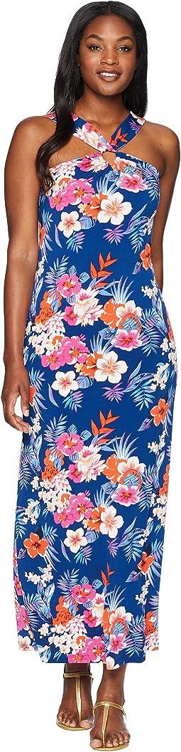 Mira Dora Floral Maxi Dress