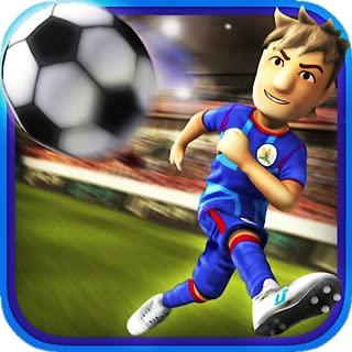 soccer striker london