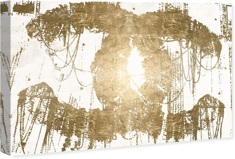 Buy Oliver Gal 'Hey Lolita Gold' The Fashion Wall Art Decor ...