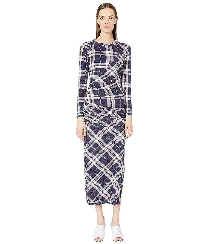 Sportmax Celso Dress (Ultramarine) Women