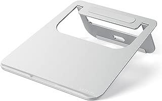 Satechi Soporte Portátil Ligero de Aluminio para Laptop para MacBook, MacBook Pro, Microsoft Surface Pro y más (Plata)