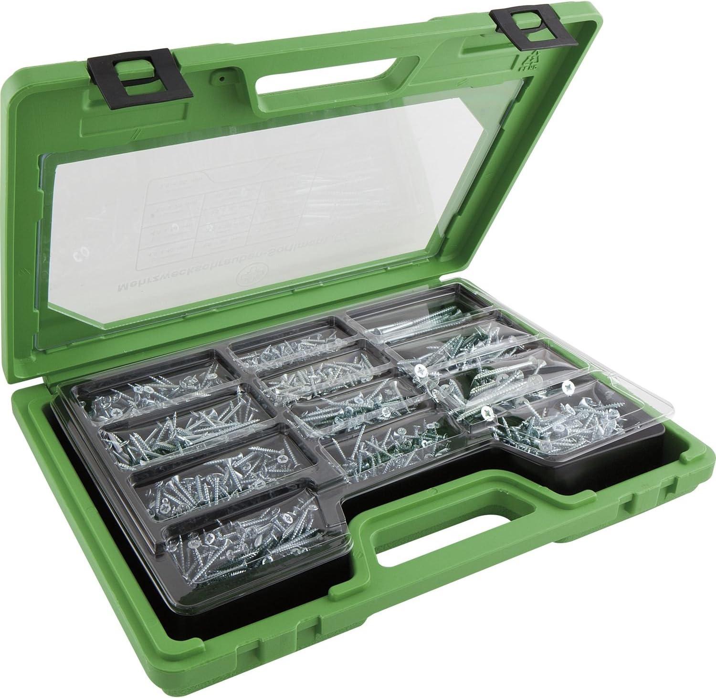ISO 14581 Acier inoxydable A2 Lot de 20 vis /à t/ête frais/ée avec six pans creux DIN 965TX