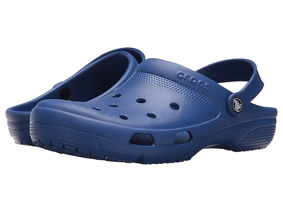Crocs Coast Clog (Cerulean Blue 1) Shoes