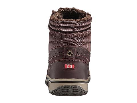 Leatherdark Pajar Canadá Negro Marrón Cuero mas Proveedor grande Tavin Pqwa674