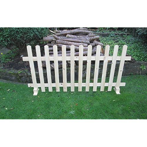 Picket Fence Panels: Amazon co uk