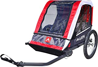Allen Sports Deluxe Steel Child Trailer (Renewed)