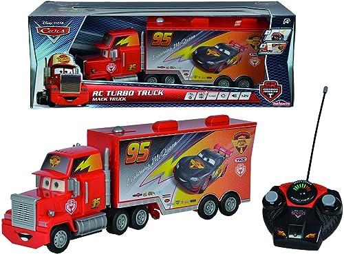 mejor opcion Smoby 7 7 7 213089002 Auto Mack Truck Carbon teledirigido Escala 1 24  promocionales de incentivo