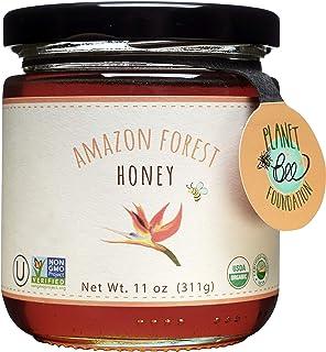 Greenbow Organic Amazon Forest Honey 11oz