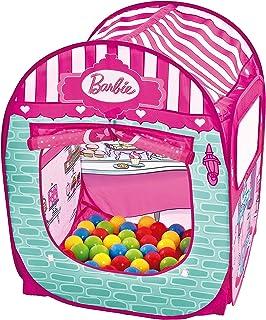 Barraca Infantil com 50 Bolinhas Barbie