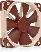 Noctua NF-F12 PWM, Premium Quiet Fan, 4-Pin (120mm, Brown)