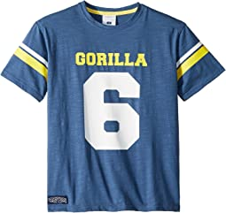 Sports Jersey Gorilla Tee (Toddler/Little Kids/Big Kids)
