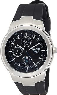 Men's EF305-1AV Edifice Multifunction Watch With Black...