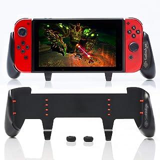 Satisfye - Zengrip Pro, A Switch Grip Compatible With Nintendo Switch - Comfortable & Ergonomic Grip, Joy Con & Switch Con...