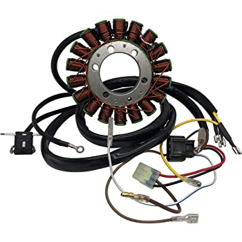 SPORTSMAN 500 2002 Up To S#02-22573 Caltric STATOR /& REGULATOR RECTIFIER Fits POLARIS SPORTSMAN 500 2000 S#00-29083 /& After