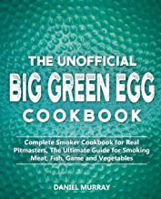 Best the big green egg recipe book Reviews