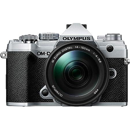 OLYMPUS ミラーレス一眼カメラ OM-D E-M5 MarkIII 14-150mmIIレンズキット シルバー
