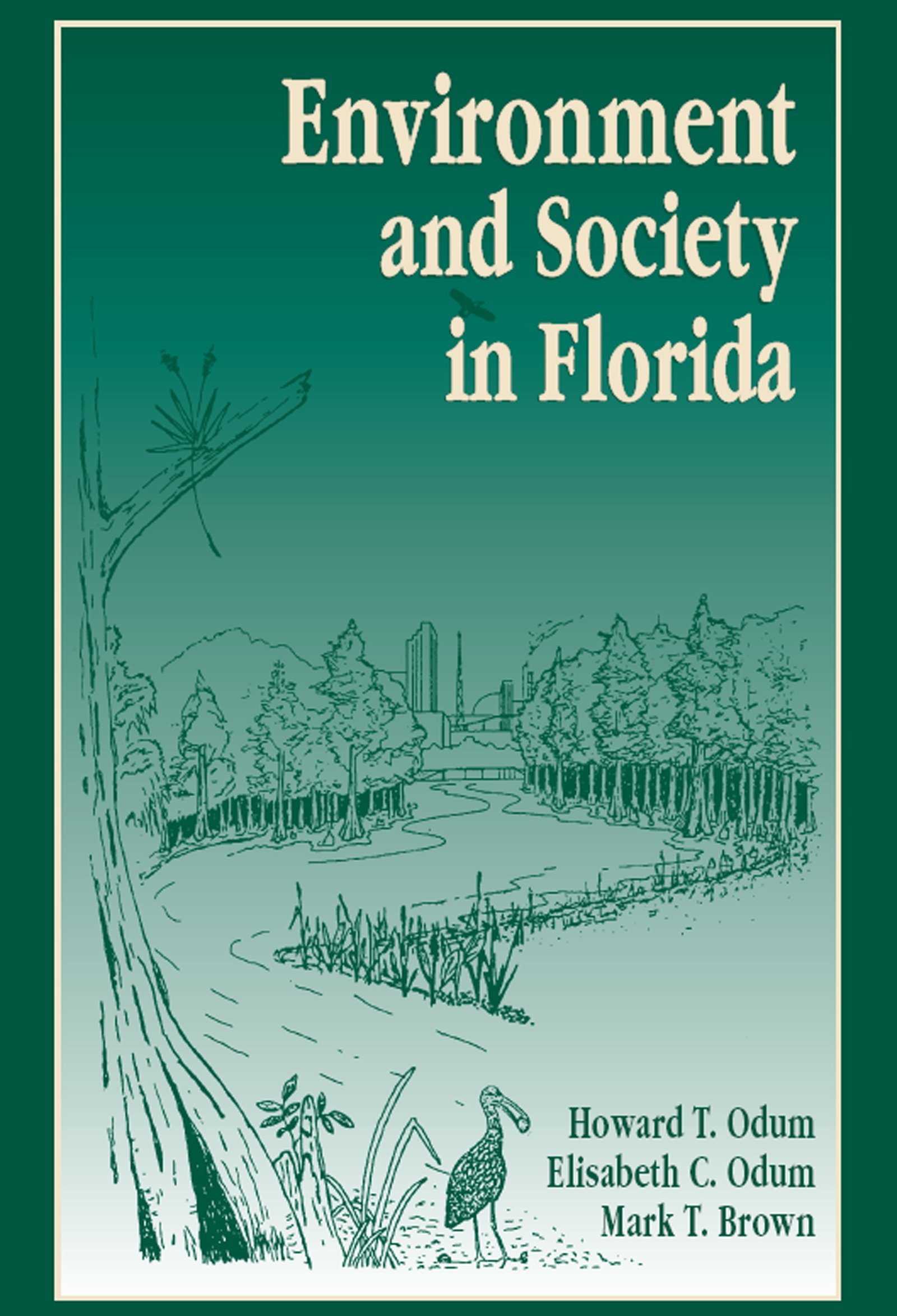 Image OfEnvironment And Society In Florida (English Edition)