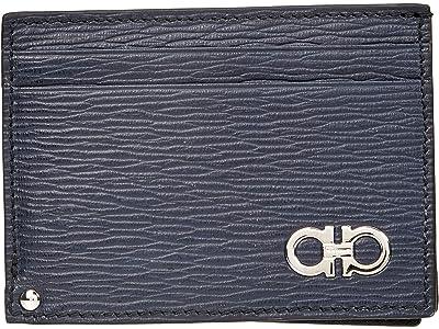 Salvatore Ferragamo Revival Card Holder with ID Window