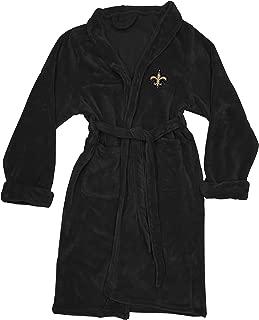 Best new orleans saints men's bathrobe Reviews