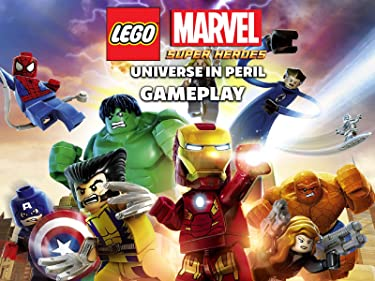 Lego Marvel Super Heroes Universe In Peril Gameplay
