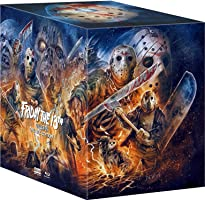 Friday the 13th Collection - Deluxe Edition [Blu-ray]