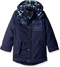 Big Chill Boys' Washed Cotton Expedition Jacket
