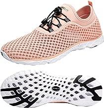 Zhuanglin Women's Quick Drying Aqua Water Shoes Casual Walking Shoes