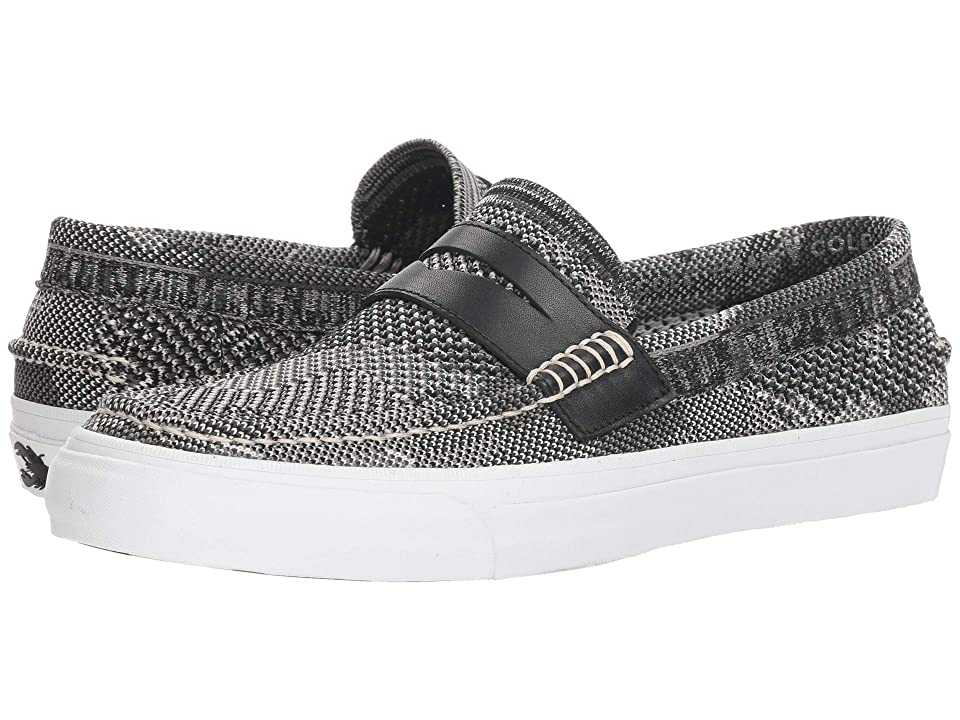 Cole Haan Pinch Weekender Luxe Stitchlite Loafer (Black/Gray Camo Knit) Men