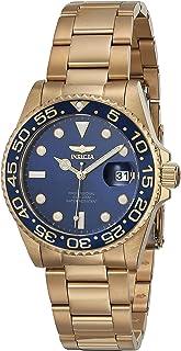 ساعة انفيكتا للنساء 33262 برو دايفر كوارتز 3 عقارب زرقاء