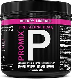 ProMix Nutrition Instantized BCAA Powder, Cherry Limeade