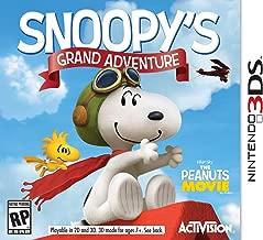 Snoopy's Grand Adventure - Nintendo 3DS