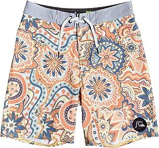 Quiksilver Boys EQBBS03380 Highline Dreamer Youth 17 Boardshort Swim Trunk Board Shorts