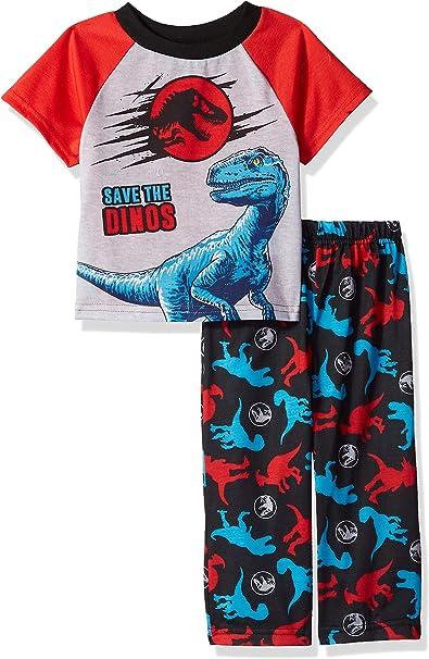 JURASSIC PARK 25th Anniversary Dinosaur Pyjama Size//Ages 7-15 Yrs BNWT