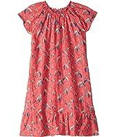 Vilebrequin Kids - Gizelle Turtles Song Dress (Toddler/Little Kids/Big Kids)