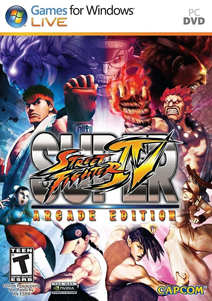 目的全国パンダSuper Street Fighter IV Arcade Edition (輸入版)