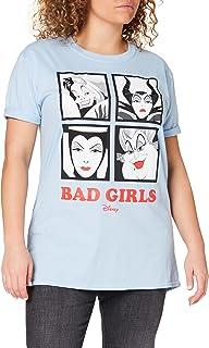 Disney Bad Girls Camiseta para Mujer