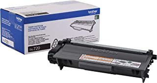 Brother Genuine Standard Yield Toner Cartridge, TN720, Replacement Black Toner, Page Yield Up To 3,000 Pages, Amazon Dash ...