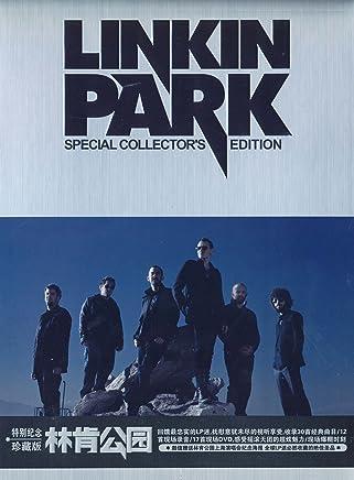 林肯公园Linkin Park:特别纪念珍藏版(4CD+1DVD)