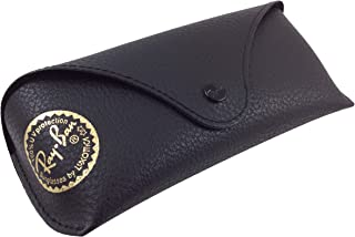 Soft Black Sunglass Case