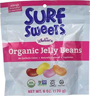 Surf Sweets: Organic Jelly Beans (1 x 2.75 Oz)