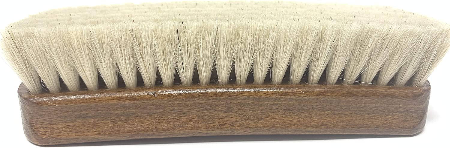 Collonil 1909 Goats Hair Polishing Brush–Fine, Soft Bristles for Delicate Leathers : Clothing, Shoes & Jewelry