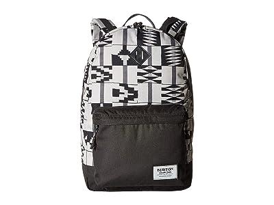 Burton Kettle Pack (Pelican Brickstripe Print) Backpack Bags