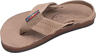 Kid's Single Layer Premier Leather Sandals