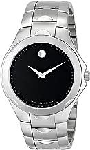 Movado Men's 606378 Luno Sport Stainless Steel Bracelet Watch
